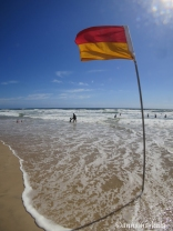 surf life-saving flag