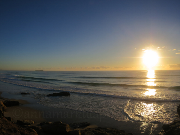 North_shore_sunrise