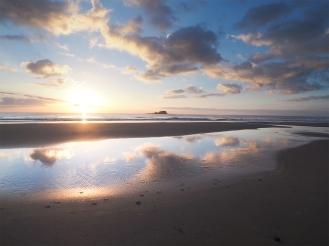 Sunrise Reflections Mudjimba
