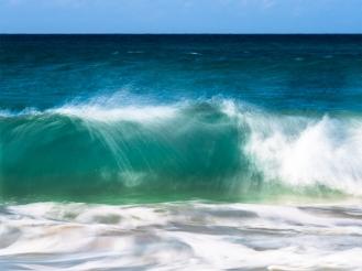 Painted Wave Break